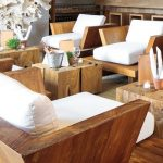 Bali Indonesia Suar Slab Live Edge Furniture Manufacturers